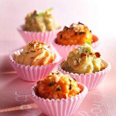 Chouquettes salées, Une recette originale et gourmande !La recette des chouquettes salées