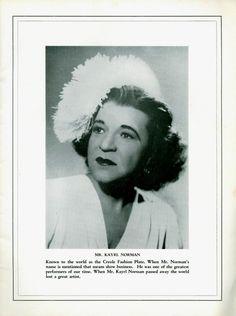 """Club Jewel Box"" pamphlet, 1950s. 4/34."