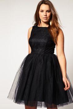 piniful.com cheap-plus-size-cocktail-dresses-21 #plussizefashion