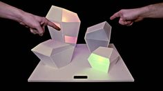 Vimeo ALight – an interactive architecture model