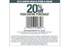 Ulta Coupons Ends of Coupon Promo Codes MAY 2020 !, store region in United Ulta as & in known a the it Salon, place this headqua. Ulta Coupon, Lowes Coupon, Sherwin Williams Coupon, Benefit Brow Bar, Walmart Makeup, Burlington Coat Factory, Coupons For Boyfriend, Grocery Coupons, Mcdonalds Coupons