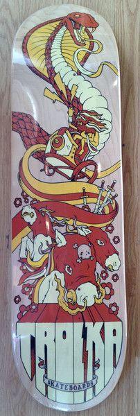 TROIKA Skateboards -