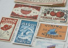 always obsessed with vintage labels