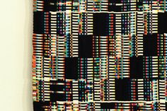 https://flic.kr/p/gpc1VJ | Fragmented Memory | Glitch Textiles by Phillip David Stearns