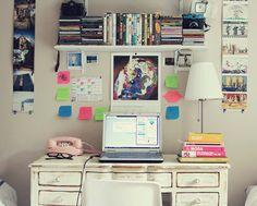 Resultado de imagem para ideias para decorar mesa de trabalho