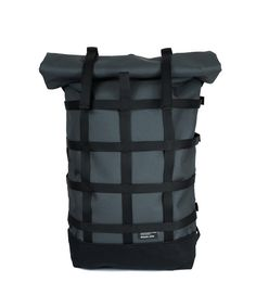 Backpack webbing-grey-black | Braasi.com