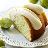 (Direct link in profile) this Key Lime Pie Bundt Cake has such a light, zesty and refreshing flavor! It is super moist and the cream cheese frosting is the perfect finishing touch! #chefintraining #chefintrainingblog #ontheblog #dessert #cake #keylime
