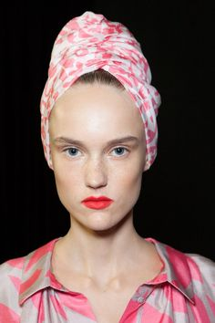 Pin for Later: Ciao, Bella! All the Gorgeous Looks From Milan Fashion Week Missoni Spring 2015
