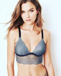 #NEW    So, we have some new photos of Josephine for Victoria's Secret Lingerie ❤  #josephineskriver #subskrivers #vs #victoriassecret http://misstagram.com/ipost/1639162769701310008/?code=Ba_edq5F444