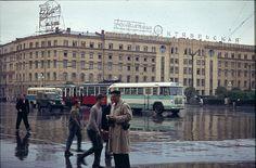 История и современность - 1963 год в цвете. СССР