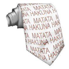 #Afrikanische Vintage #Farben Hakuna Matata #Bedruckte Krawatte #Achempong #KRAWATTE  #Individual #Hakuna #Matata #hakunamatata #apparel #Clothing's #Children #Clothes #boys and #girls #cloth #Women's #Clothing  #Kleidung  #ties and #neckties