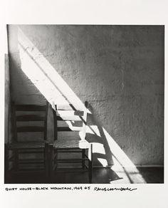 Quiet house. Rauschenberg