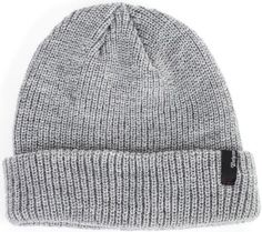 b9b41abd589f8 Brixton Heist Beanie - Light Heather Grey Snowboard Shop