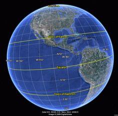 Display grids on Google Earth