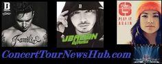 J Balvin & Becky G 2015 Co-Headlining North American Tour Schedule & Concert Tickets - @JBALVIN @iambeckyg #MusicNews #TourSchedule