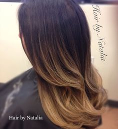 Balayage for Brunettes. I used L'Oreal dark brown for the base to create more dimensional look for winter. www.hairbynatalia.com 720-917-5165 #balayagedenver