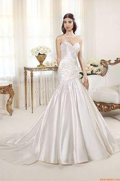 Vestidos de noiva Delsa P7415 Perle di Delsa 2014