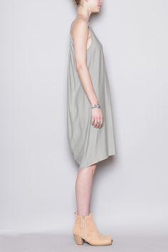 Just got this from Totokaelo, perfect summer dress.  Totokaelo - Black Crane - Gather Dress