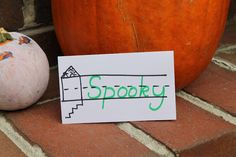 Encourage Correct Letter Placemen with the Handwriting House