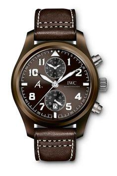 "IWC - Pilot's Watch Chronograph Edition ""The Last Flight"""