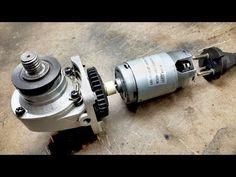 Useful Grinder Hack! Blender motor to Grinder! Homemade Tools, Diy Tools, Woodworking Projects Diy, Woodworking Plans, Electronics Mini Projects, Old Refrigerator, How To Bend Wood, Cnc, Belt Grinder