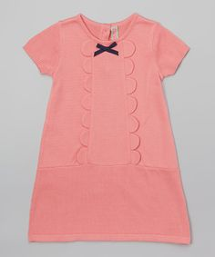 6a57e3d9d Look at this Sophie & Sam Duberry Bow Dress - Toddler & Girls on
