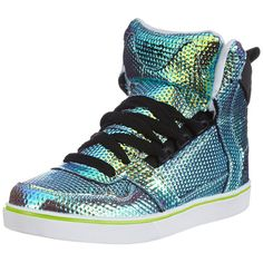 Me want me want me want!! | Fab.com | Cube2 Sneaker Unisex Green
