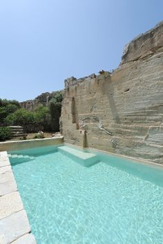 Zu Nillu | Favignana villa with pool on Cala Rossa from The Thinking Traveller