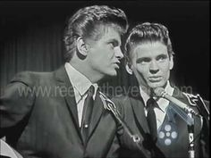 """Everly Brothers- """"All I Have To Do Is Dream/Cathy's Clown"""" 1960 (Reelin'... ANOTHER SET OF BEAUTIFUL SONGS! <3 ENJOY!"""