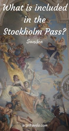 Is it worth to get a Stockholm Pass? Find out what you get for the money.