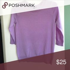 J CREW Merino Wool Sweater! J crew sweaters last forever and this is barely worn.  Stunning color and fits every body type! J. Crew Sweaters