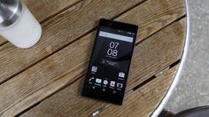 Sony Xperia Z5 Hands on, Features and Specifications - The Phone Bulletin