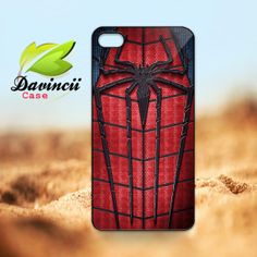 iPhone 4 4s / 5 Case  Amazing Spiderman Superhero by DavinciiCase, $14.99