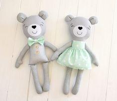 Oso de felpa oso juguete osito peluche oso relleno por Jobuko