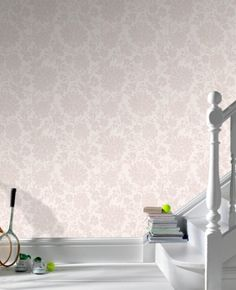 Pemberley : Pink Wallpaper