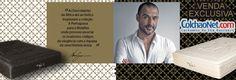 Criados pelo estilista Nuno Gama, em parceria com a Molaflex. Exclusivo nas lojas Colchaonet.com