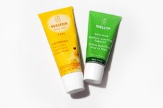 "Weleda Skin Food -- ""on the face, it's like a natural La Mer."" 