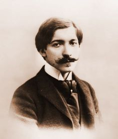 Pierre Louÿs - French writer and poet (1870-1925) and long term lover of Marie de Regnier