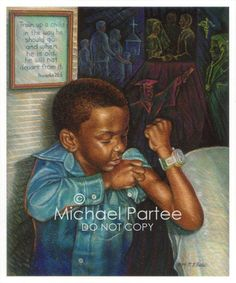 Michael Partee - Strong Boys - Strong Men
