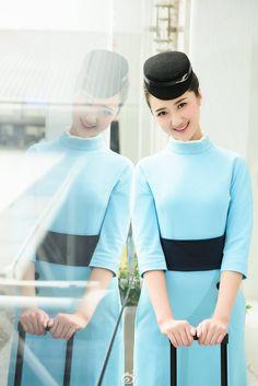 Xiamen Airlines Xiamen, Aviation, Cabin, Long Sleeve, Long Dress Patterns, Cabins, Cottage, Wooden Houses, Aircraft