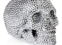 Metallic Skull | Halloween | Z Gallerie