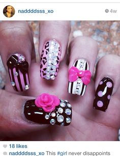 946 Best Nails Nails Nailsss Images On Pinterest Gorgeous Nails