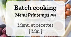 Batch Cooking, Addiction, Lunch Box, Nutrition, Healthy, Food, Cooking Food, Essen, Bento Box