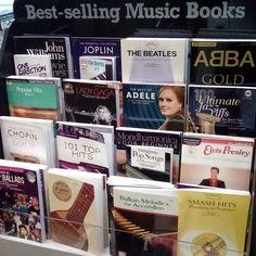 #music #musicbook #book #books #sheetmusic #note #knjiga #zagreb #musicshop #musicmax #musicshopzagreb #croatia #adele #elvis #elvispresley #thebeatles  #abba #popsongs by musicmax.hr