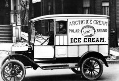 Model T ice cream delivery Lifted Ford Trucks, Chevrolet Trucks, Diesel Trucks, Custom Trucks, Pickup Trucks, 1957 Chevrolet, Chevrolet Impala, Vintage Chevy Trucks, Antique Trucks