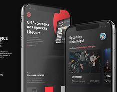 Facebook Mobile App, Motion Graphics, App Design, Mockup, Presentation, Behance, Profile, Templates, Kit