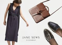 Miss Moss + Jane Sews Giveaway. Enter to win a $100 voucher to spend at the Jane Sews online shop!