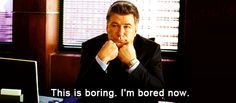 30 Rock This is boring. I'm bored now gif Leaving Work Early, Dramas, Marketing Presentation, Teen Programs, Cloak And Dagger, 30 Rock, Perfect Gif, Digital Literacy, Vida Real