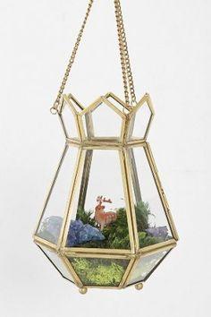 Magical Thinking Hanging Terrarium $29.00