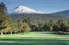 Sunriver Golf Courses | Sunriver Resort - Meadows Golf Course | Golf Resorts in Oregon